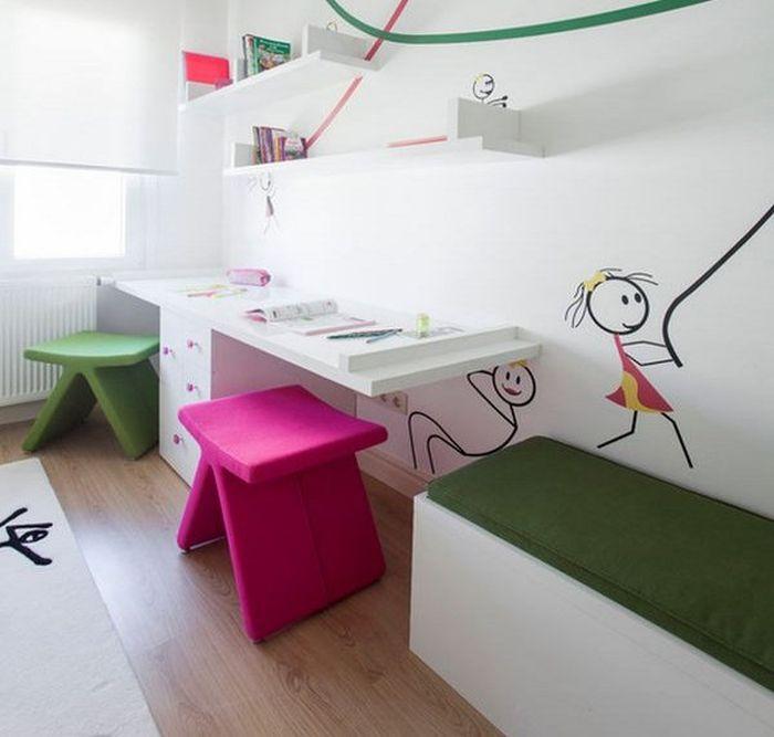 radni stolovi za u u010denje i u u017eivanje svakog deteta
