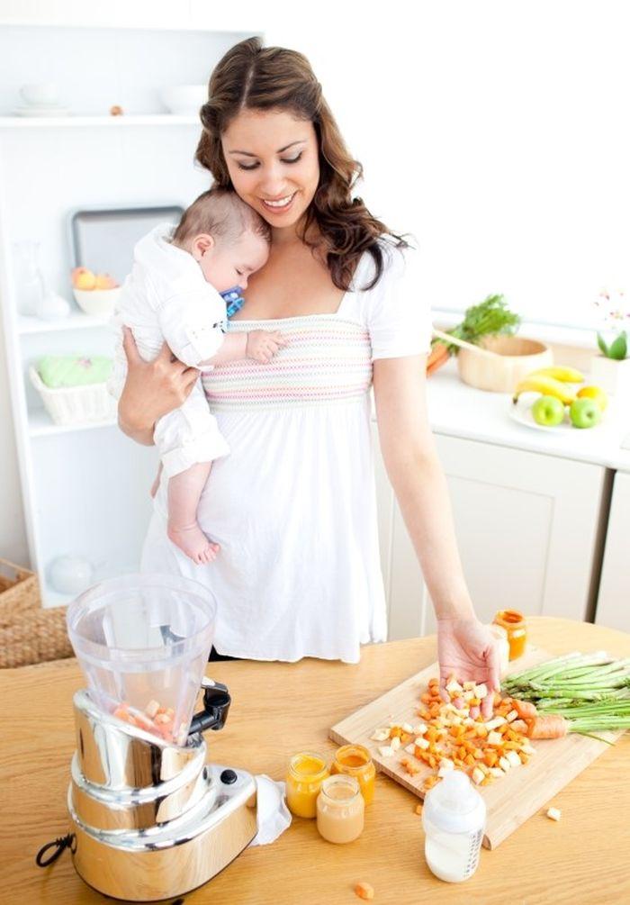 priprema povrća  Mama&beba