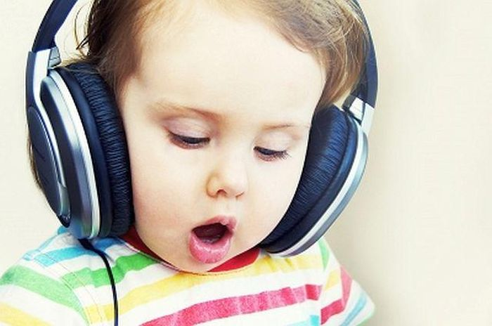 beba muzika Naslovna
