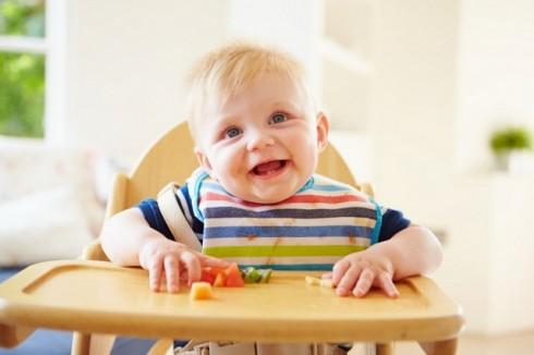 malisan jede povrce manja 495215511 490x326 8 najčešćih grešaka kod hranjenja dece