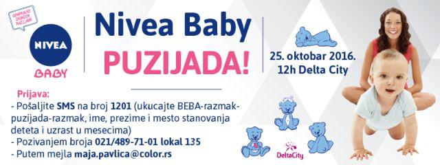 300X800 BANER 01 Mama & beba i Nivea Baby Puzijada: Uskoro počinje najslađa trka u gradu