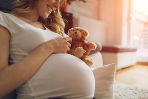 beba21 490x326 Stres u trudnoći nije dobar ni za mamu, ni za bebu
