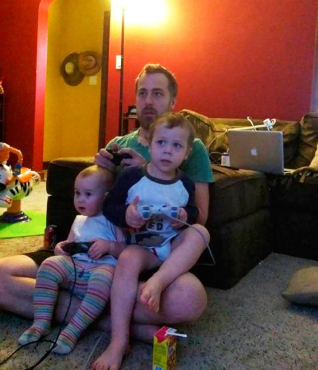 parenting hacks tricks tips 78 58382985a95dc  605 Kreativni roditelji na delu: Njihovi izumi su oduševili klince