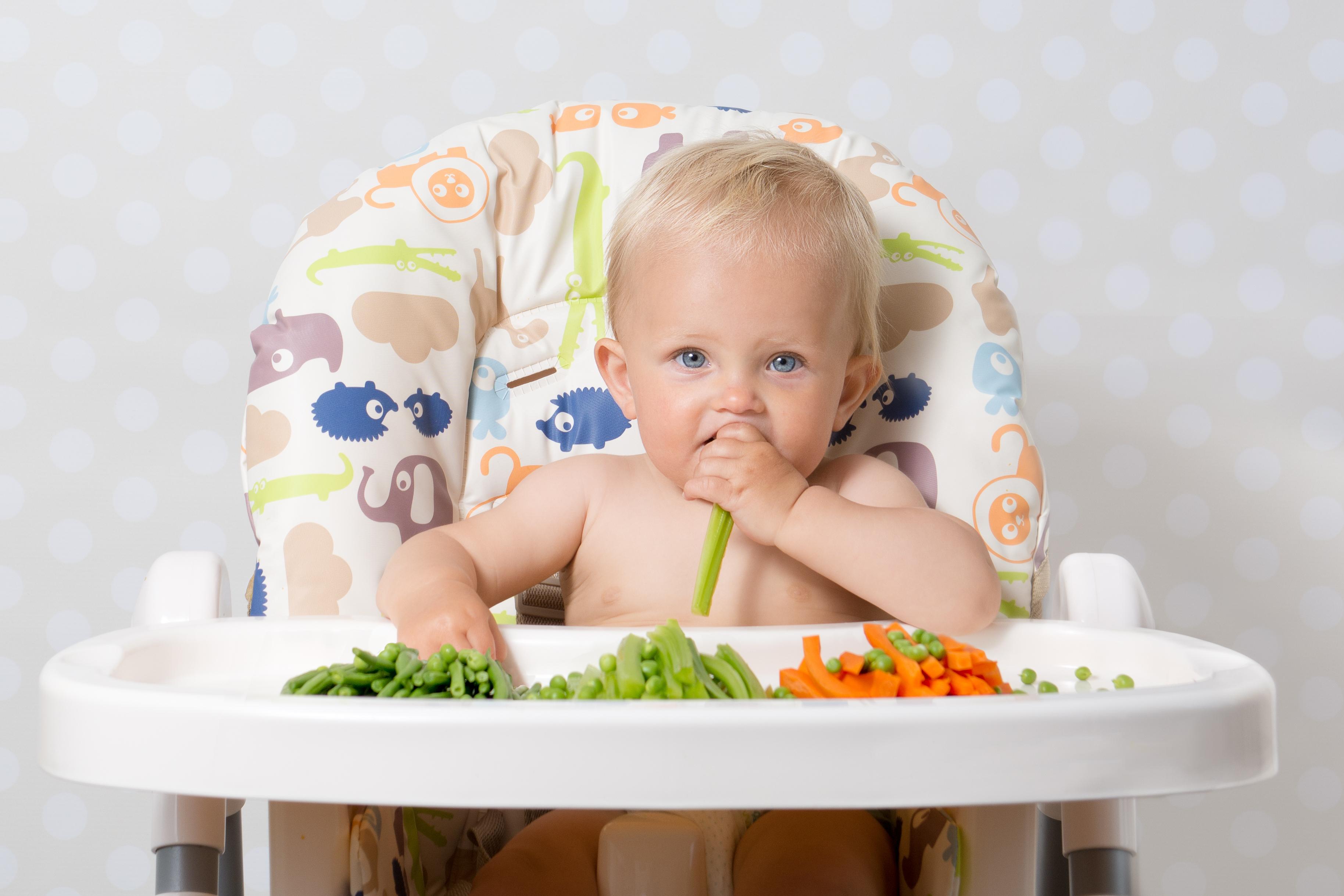 ThinkstockPhotos 485092658 Kako da mališan zavoli povrće?