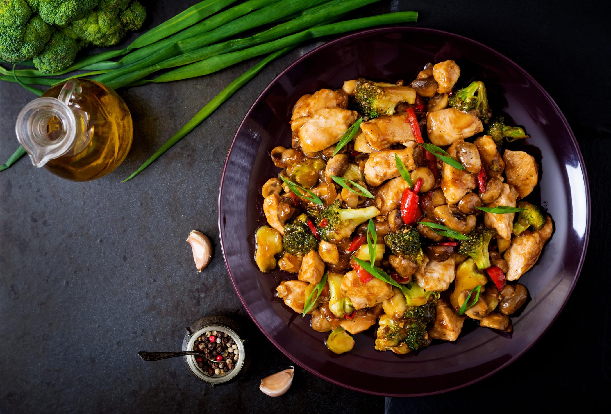 ThinkstockPhotos 622068426 Predlog za ručak: Ukusna piletina na kineski način