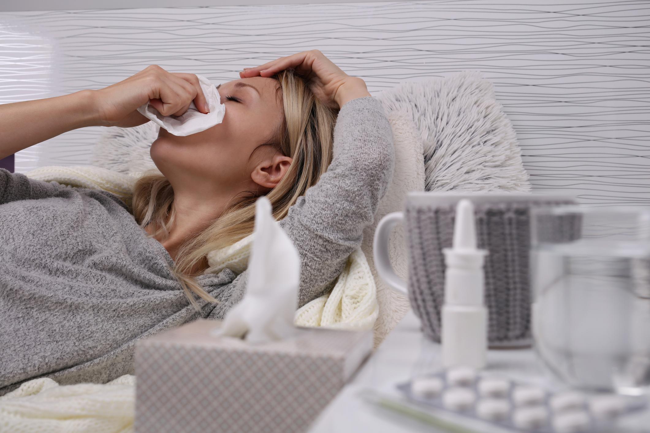 ThinkstockPhotos 635787500 Sezonske alergije u trudnoći: Kako protiv njih?