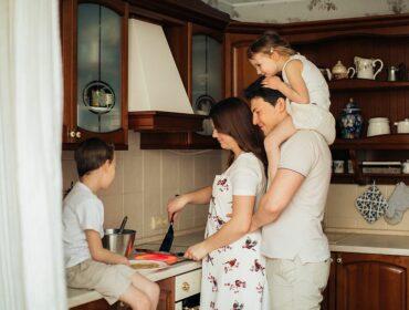 podela poslova u kući, porodične obaveze