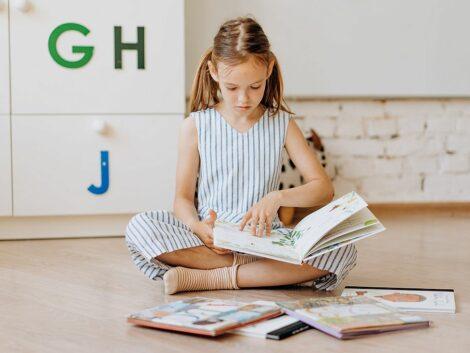 kako naučiti dete da čita kroz igru